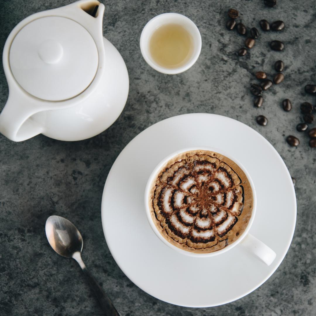 CAFEA ȘI CEAI